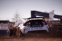 Honda Civic X Red Bull Global Rallycross