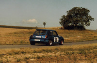 Gérard SCHERRENS R5 TURBO 1 GROUPE B