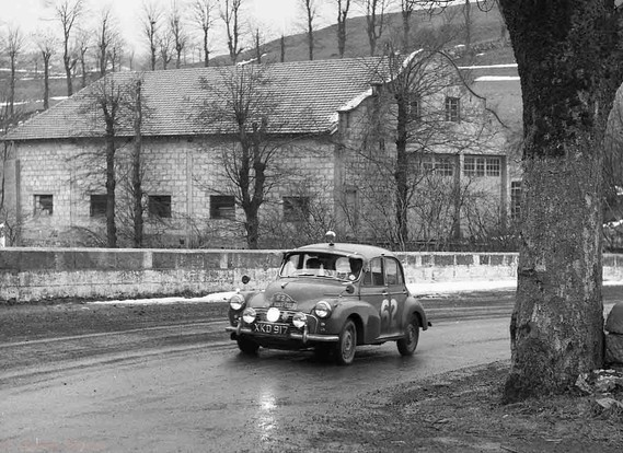 MC59 Mather, Hall - Morris Minor