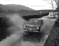 RAC63 P Simister, D E Barrow - Ford Cortina