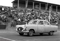 Tulip Rallye 57 - Mrs A Hall - Ford Zephyr