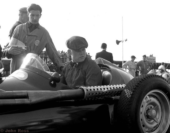 1956 -Mike Hawthorn -  BRM