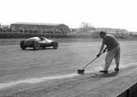 Silverstone - May 58 - Housekeeping - 2 Cooper _ Ron Flockhart