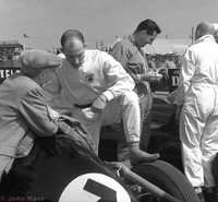 Silverstone - May 58 - Stirling Moss