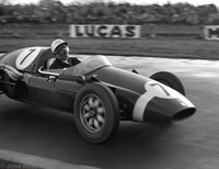 1959 - - Stirling Moss - Cooper-Climax