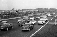1959 - The rush for the first corner