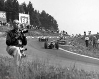 Spa 62 - Up the hill