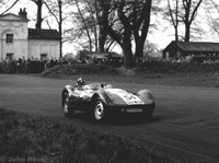 Oulton Park - 1957 - Archie Scott-Brown  - Lister-Jaguar