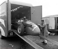 Aintree 54 - Maserati - Stirling Moss