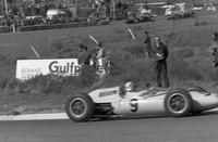 Zandvoort - Dutch GP - Innes Ireland - May 1962