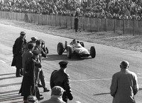 Zandvoort - May 1962 - Graham Hill - BRM - Winner
