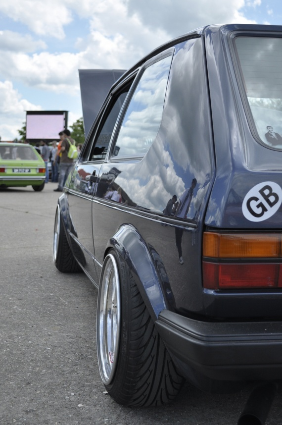 Golf One Grise (2)
