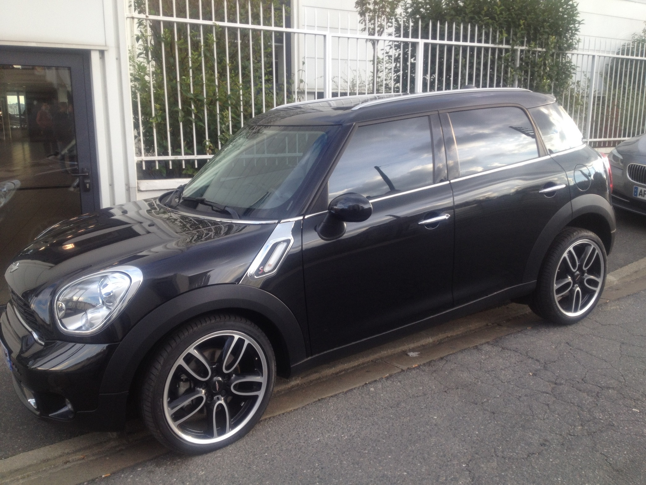 consommation countryman cooper s countryman mini forum marques. Black Bedroom Furniture Sets. Home Design Ideas