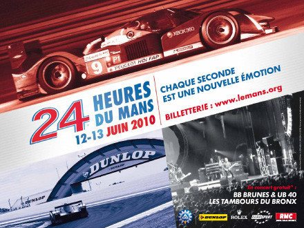 Affiche LM 2010
