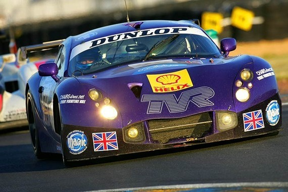 TVR 400 R n° 96 LM 04