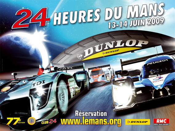 Affiche LM 2009