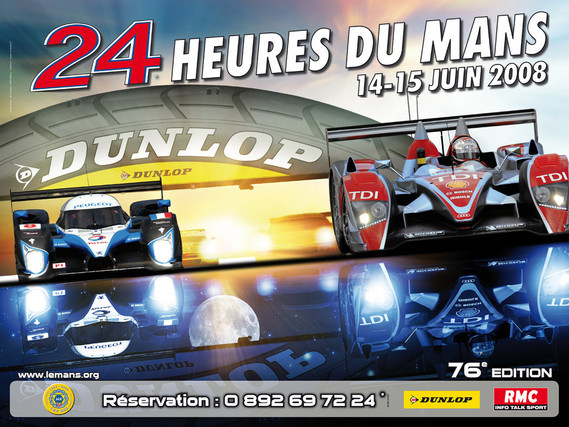 Affiche LM 2008