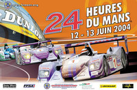 Affiche LM 2004
