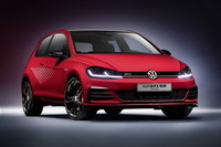 2018 VW Golf 7 GTI TCR Concept