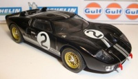 Ford GT 40 MKII N°2 LM 1966