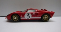 Ford GT 40 MKII N°3 LM 1966