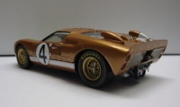 Ford GT 40 MKII N°4 LM 1966