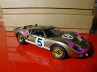 Ford GT 40 MKII N°5 LM 1966