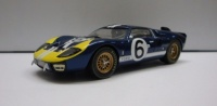 Ford GT 40 MKII N°6 LM 1966