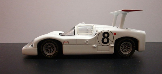 Chaparral 2F N°8 LM 1967