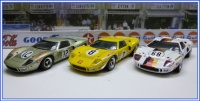 Ford GT 40  LM 1968