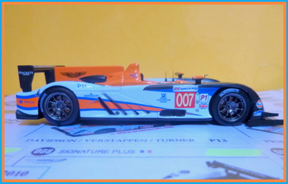 AMR ONE LM 2011