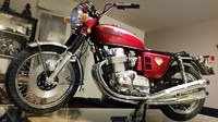 honda cb 750 model space