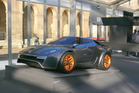 Concepts Cars 2008 by METHANOL