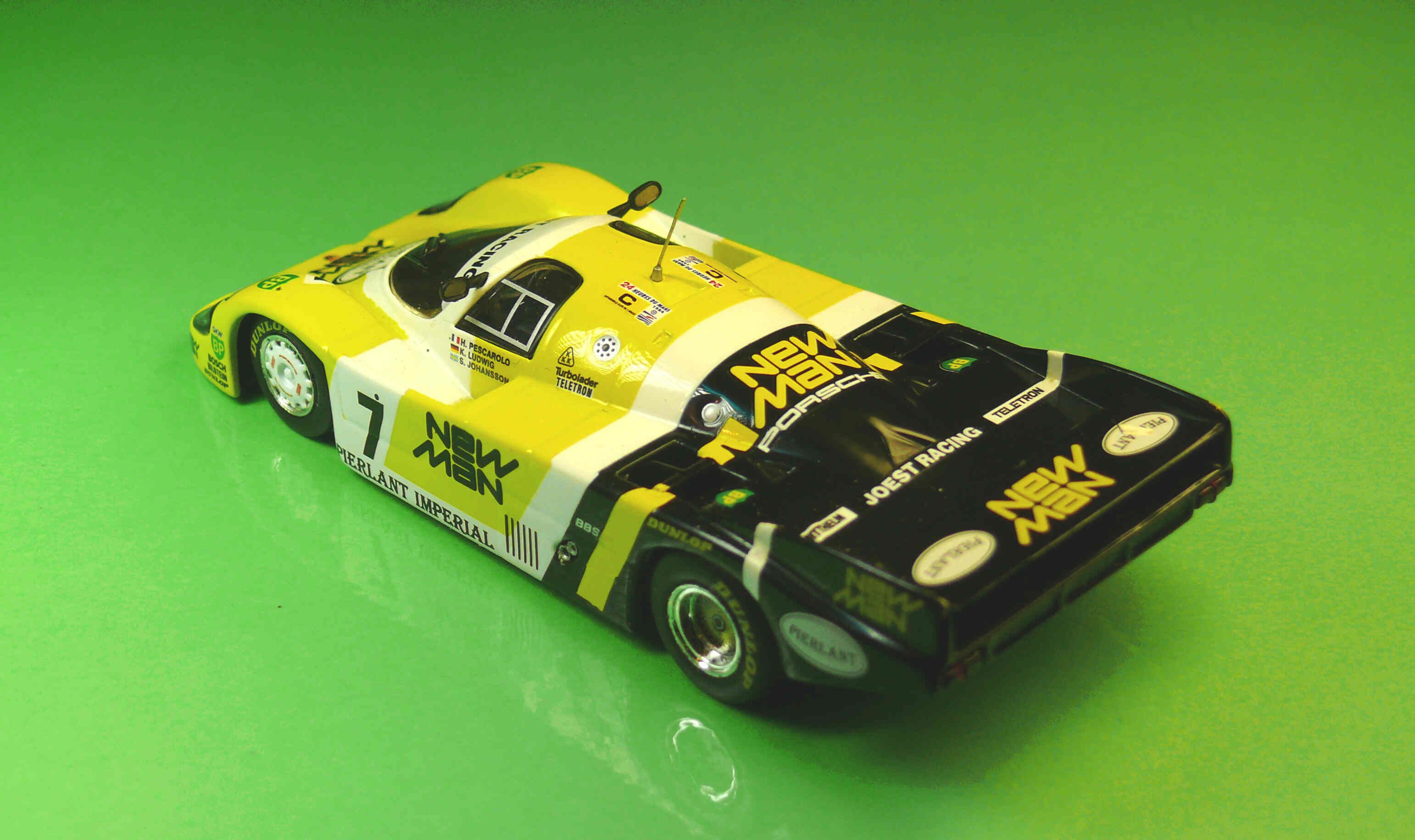 PORSCHE 956 - 1984 by METHANOL