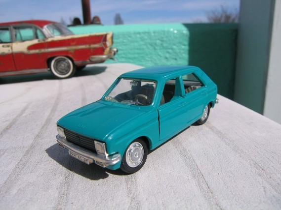 peugeot 104 norev turquoise P (1)