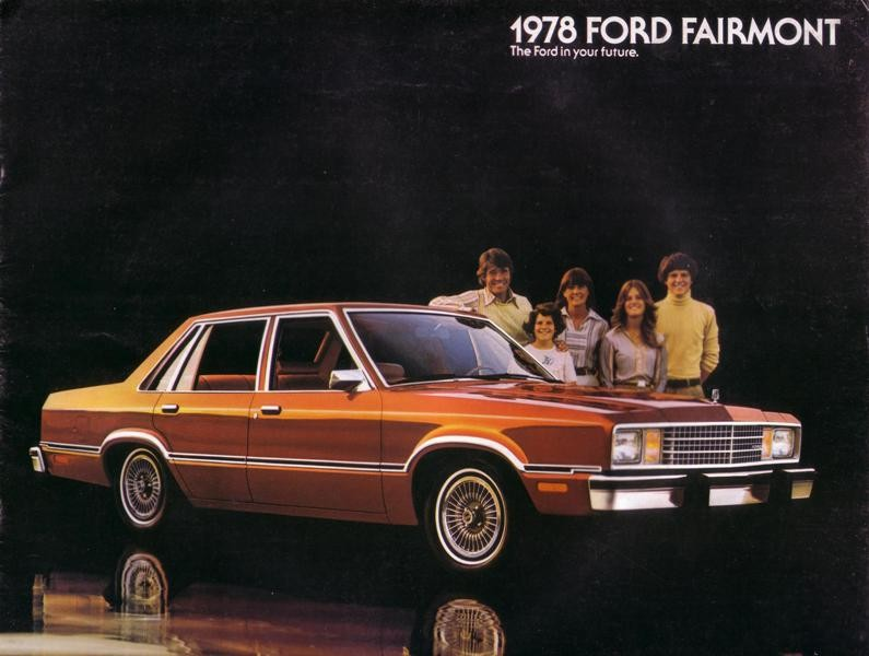 Ford Fairmont 1978 USA 001