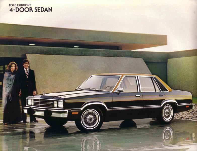Ford Fairmont 1978 USA 004