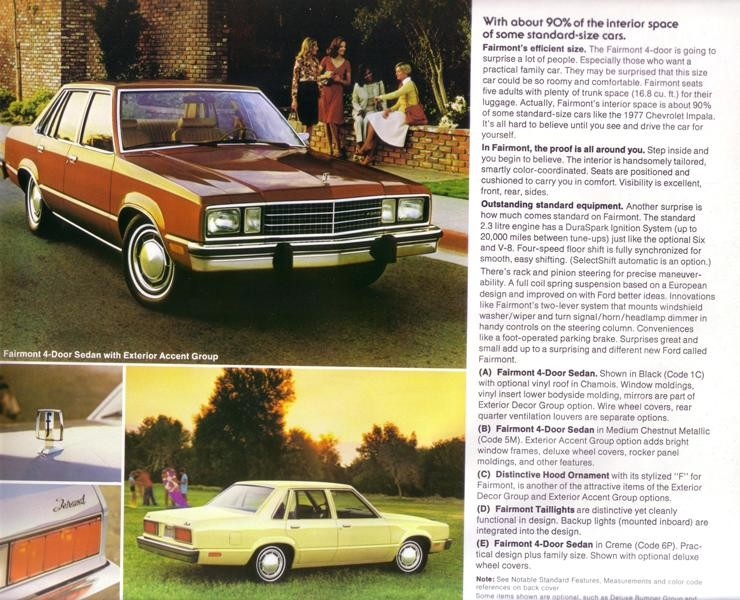 Ford Fairmont 1978 USA 005
