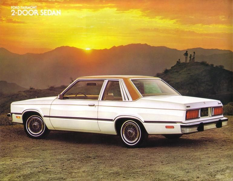 Ford Fairmont 1978 USA 006