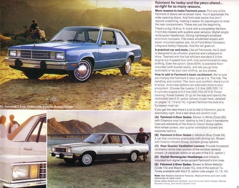 Ford Fairmont 1978 USA 007
