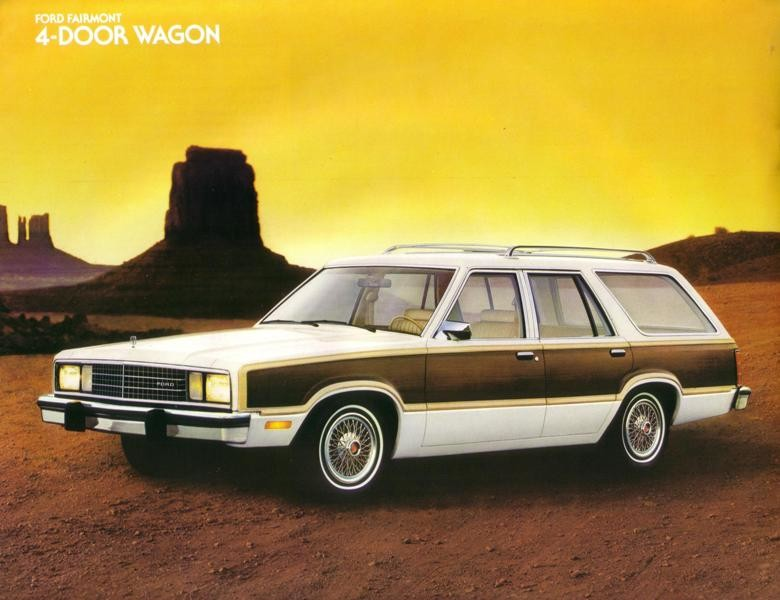 Ford Fairmont 1978 USA 008
