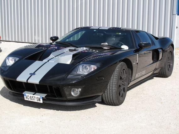 Ford GT Roush 600 RE