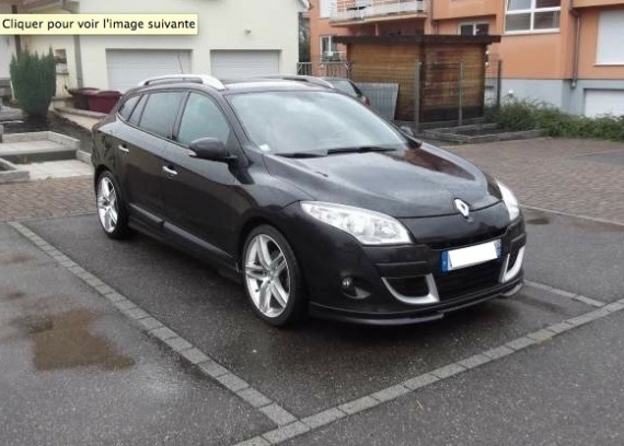 renault megane 3 estate sport dynamique 130 15500. Black Bedroom Furniture Sets. Home Design Ideas