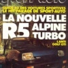Renault 5 Alpine Turbo - couverture