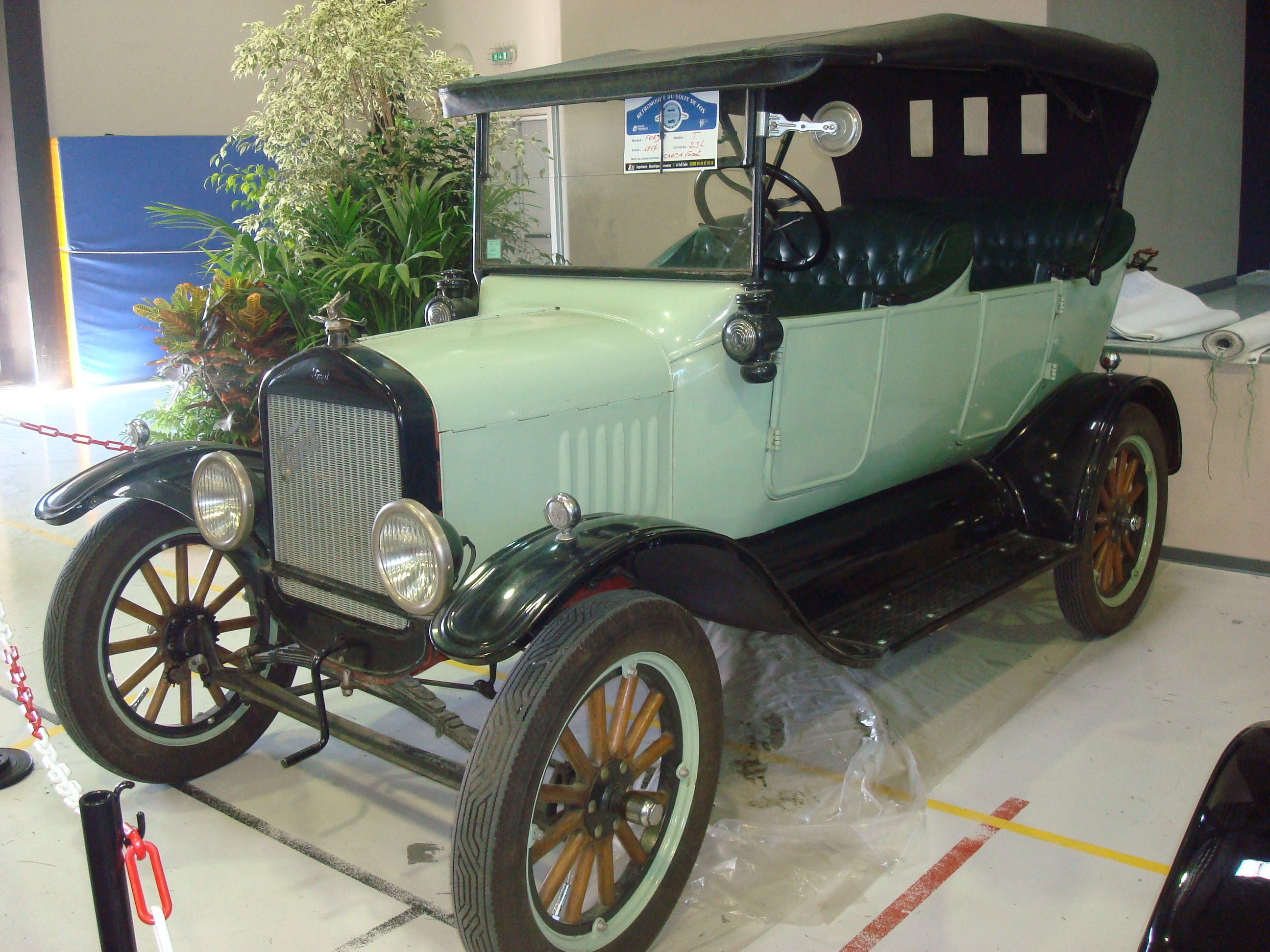 Ford T 1917 (5)