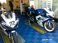 GSX-R SERT MAGNY COURS