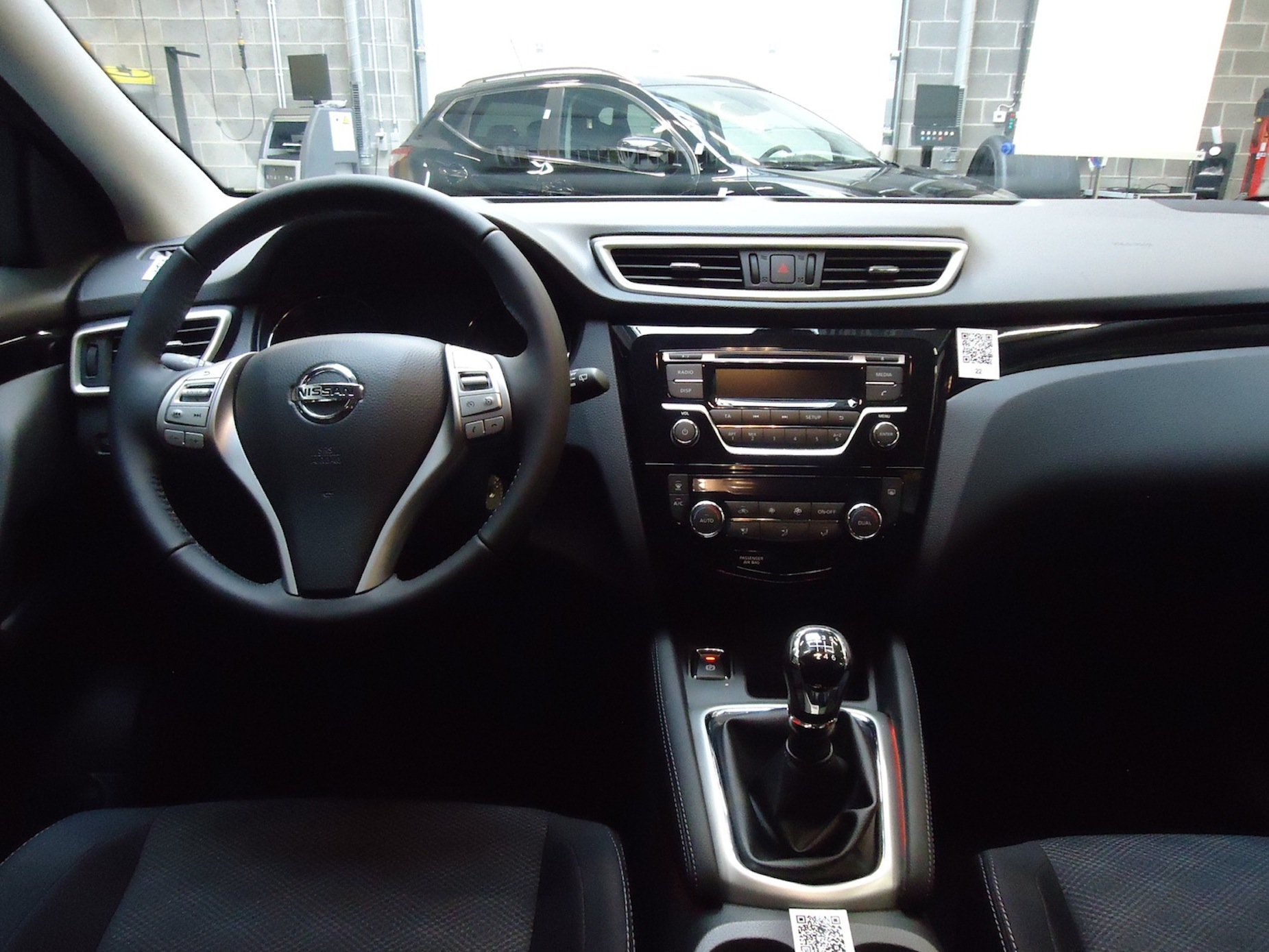 Nissan qashqai photo interieur of interieur qashqai 2015 for Interieur qashqai 2014