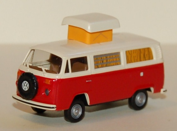 VW T 2 camping