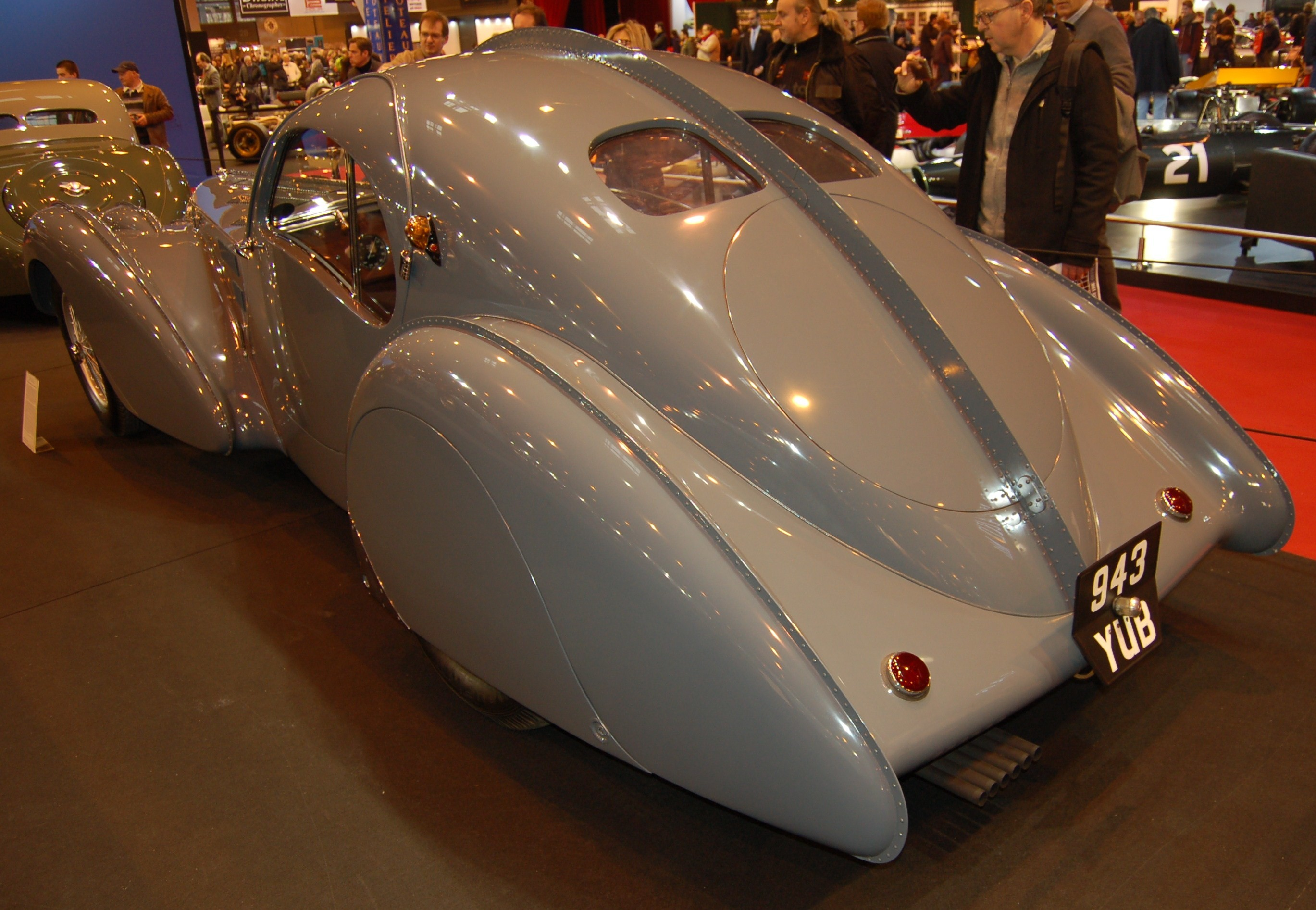 Bug 57 S Atlantic 1936
