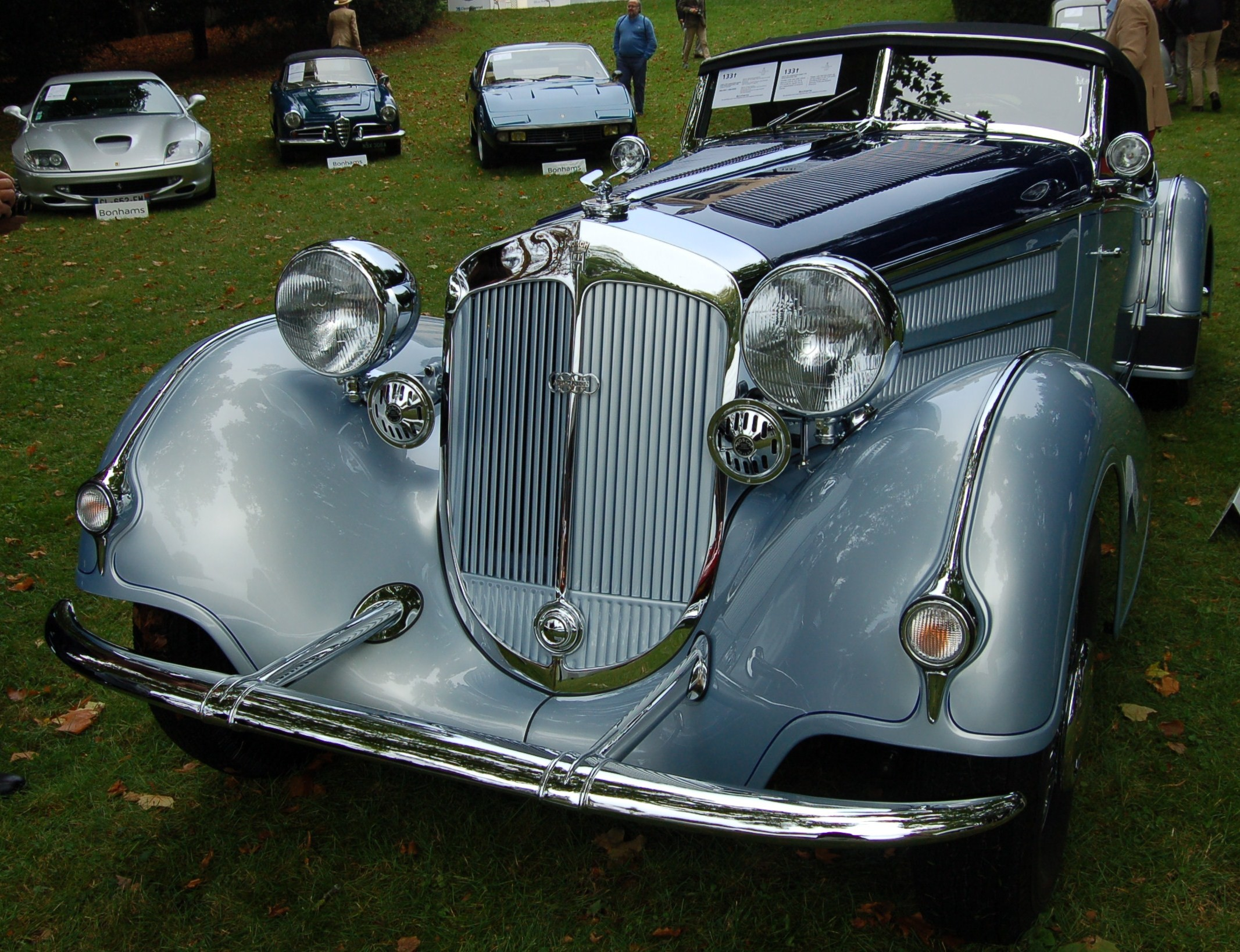 Horch 853 A Roadster